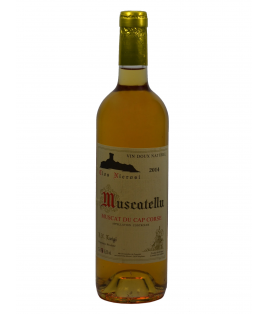 Clos Nicrosi - Le Muscatellu 2014