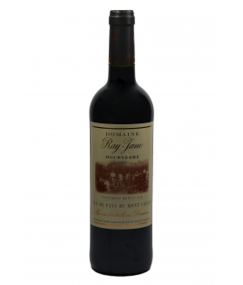 Domaine Ray-Jane - Rouge Mourvèdre 2010